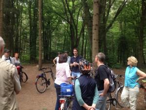 WK-Radtour