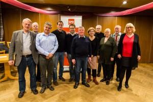 Vorstand SPD Niendorf