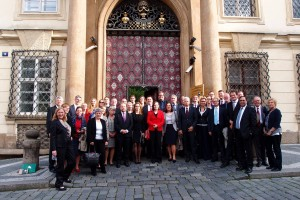 Fraktion in Prag