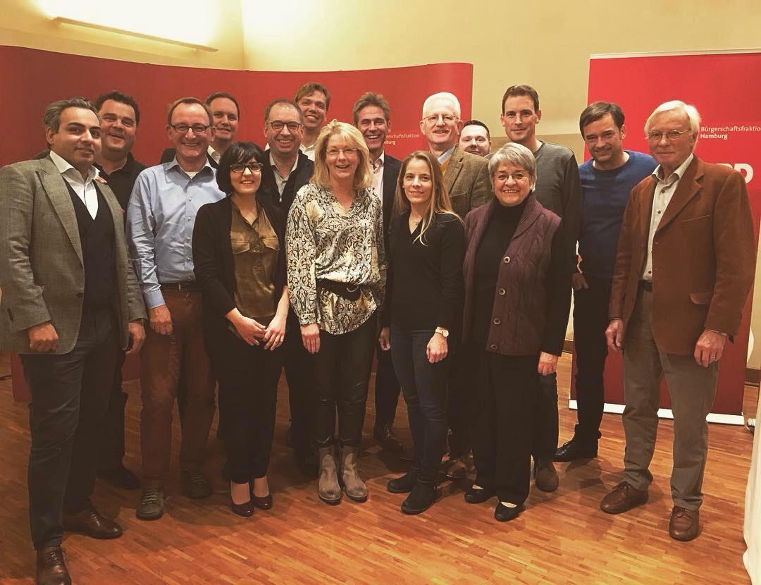 Hamburg-Klausur von Partei und Fraktion: SPD führt Debatte über Mobilität der Zukunft