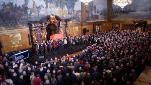 """Neujahrsempfang der SPD-Bürgerschaftsfraktion: """"100 Jahre Demokratie – 100 Jahre Frauenwahlrecht"""""""